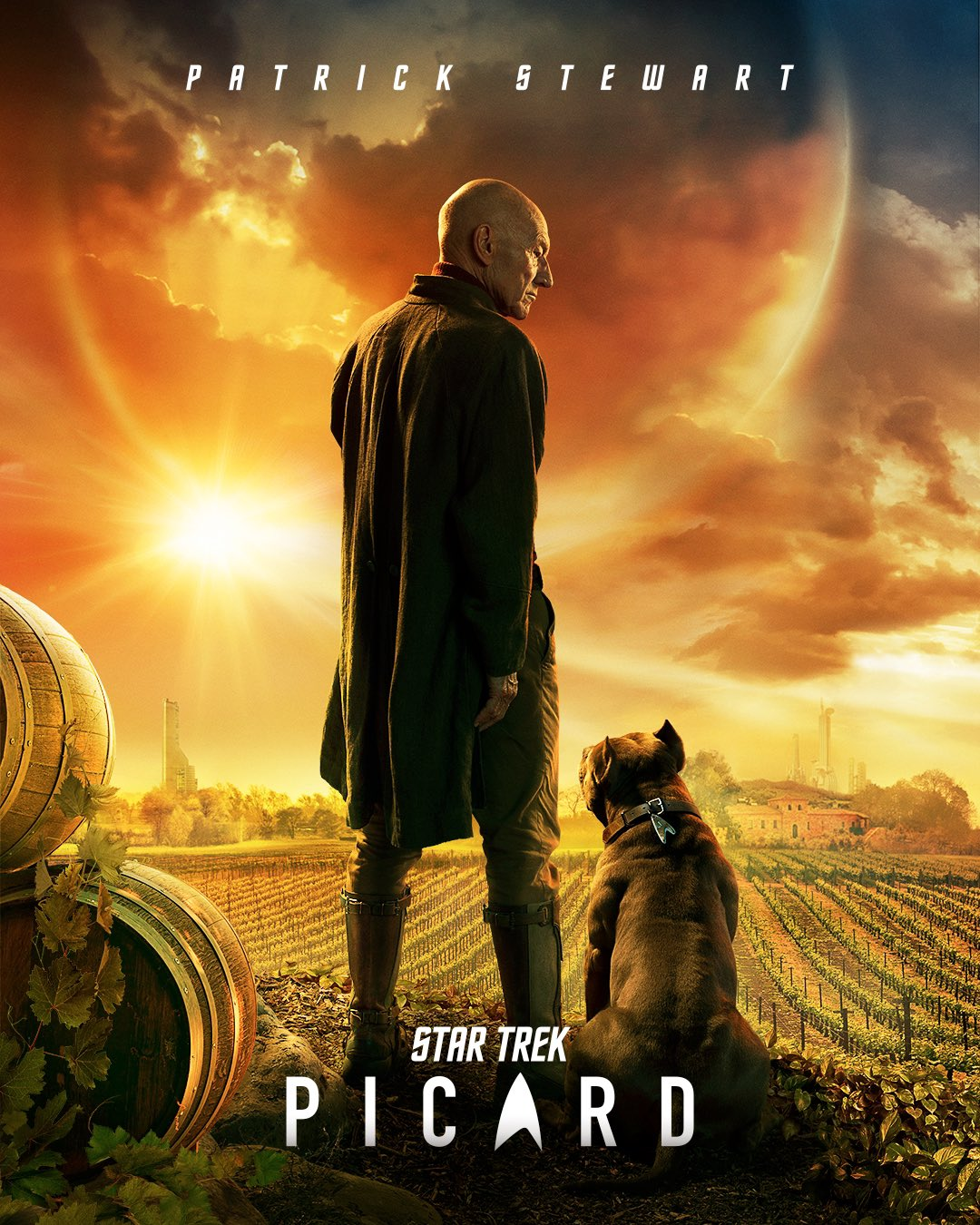 star trek picard cover